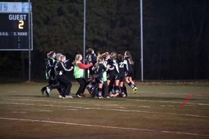 Celebrating 2014 State Semifinal