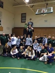 damascus wrestling triumph