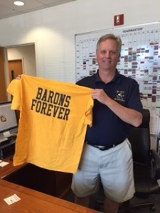 2016 Tapley and Barons Forever t-shirt 6-14-16